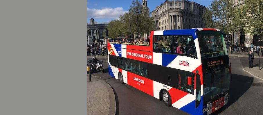 Original London Sightseeing Tour, The Original London Visitor Centre, Edinburgh