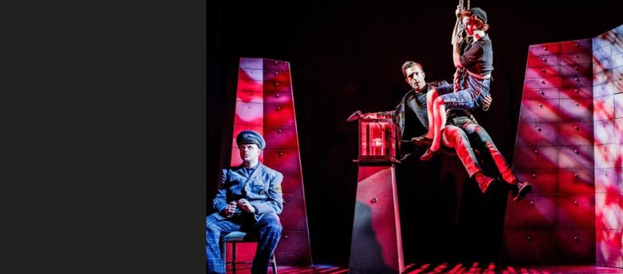 The Comedy About A Bank Robbery, Criterion Theatre, Edinburgh