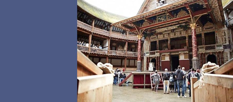 Shakespeares Globe Theatre Tour Exhibition, Shakespeares Globe Theatre Tour, Edinburgh