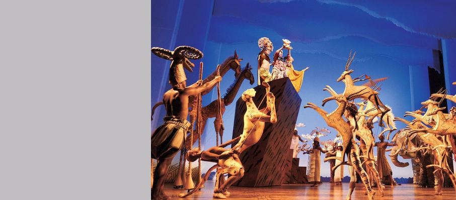 Lion King, Lyceum Theatre, Edinburgh