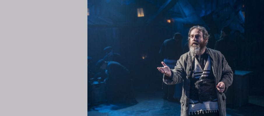 Fiddler on the Roof, Playhouse Theatre, Edinburgh