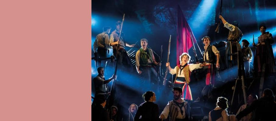 Les Miserables, Sondheim Theatre, Edinburgh