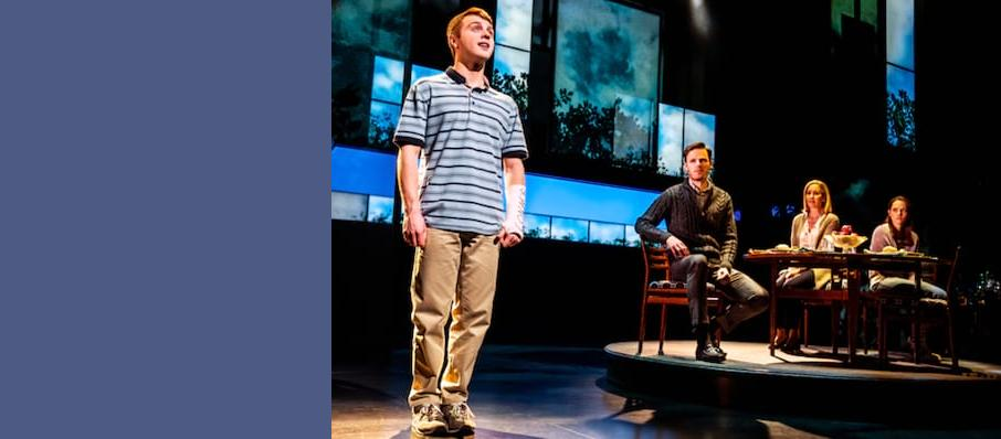 Dear Evan Hansen, Noel Coward Theatre, Edinburgh