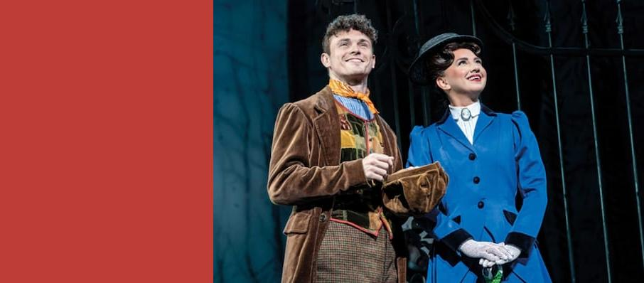 Mary Poppins, Prince Edward Theatre, Edinburgh