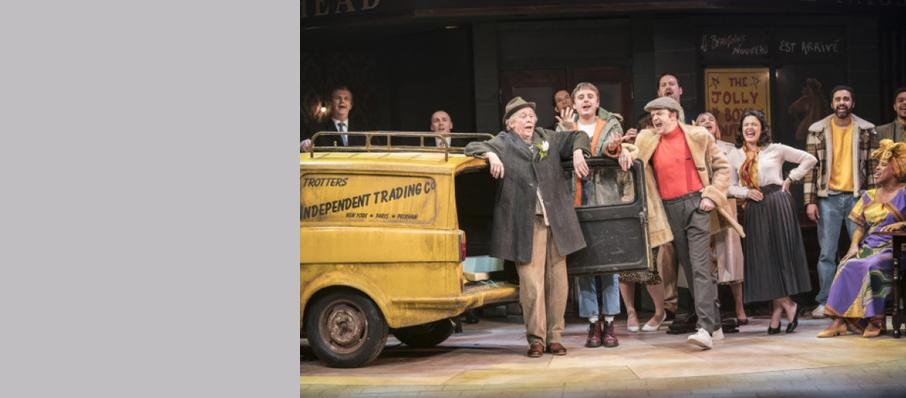 Only Fools and Horses The Musical, Theatre Royal Haymarket, Edinburgh