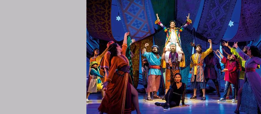 Joseph And The Amazing Technicolour Dreamcoat, London Palladium, Edinburgh