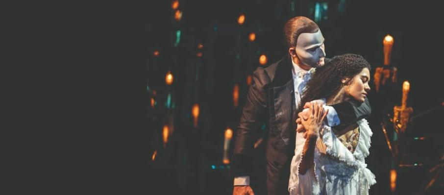 Phantom of the Opera, Her Majestys Theatre, Edinburgh
