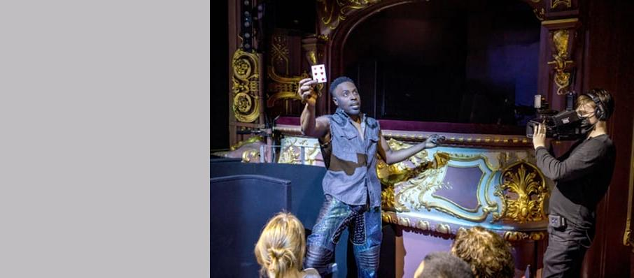 Magic Goes Wrong, Vaudeville Theatre, Edinburgh