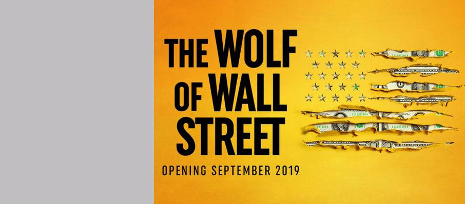 The Wolf of Wall Street, The Immersive Wolf of Wall Street, Edinburgh