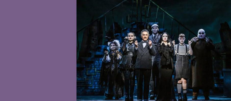 The Addams Family, Churchill Theatre, Edinburgh