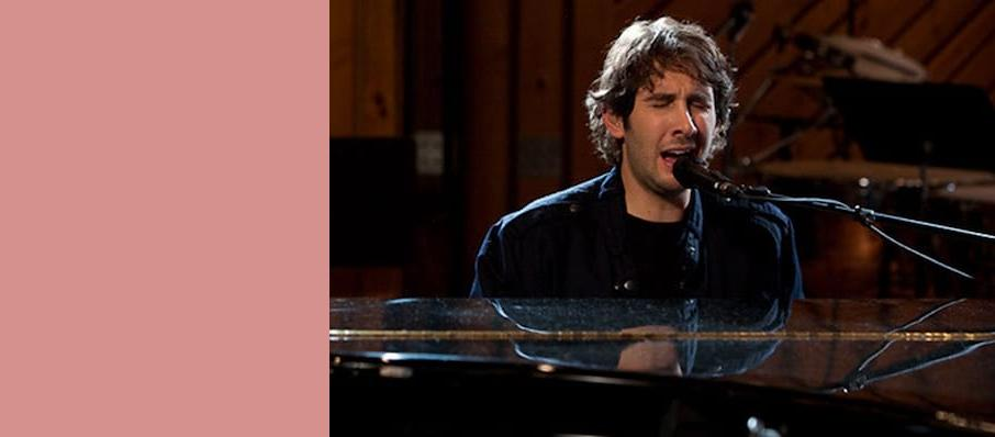 Josh Groban An Intimate Concert Event, Virtual Experiences for London, Edinburgh