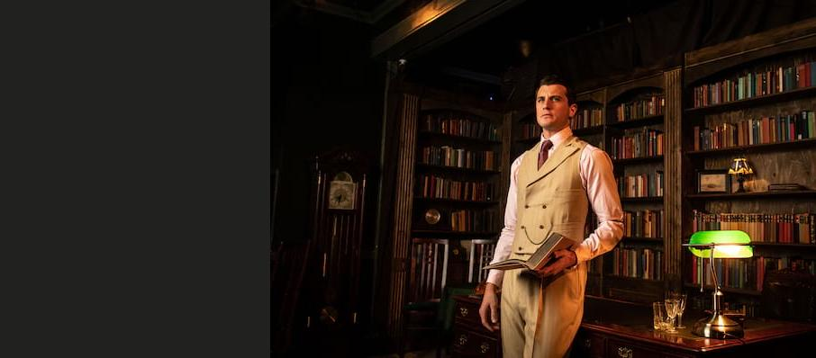 The Great Gatsby, Immersive LDN, Edinburgh