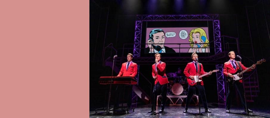 Jersey Boys, Trafalgar Theatre, Edinburgh