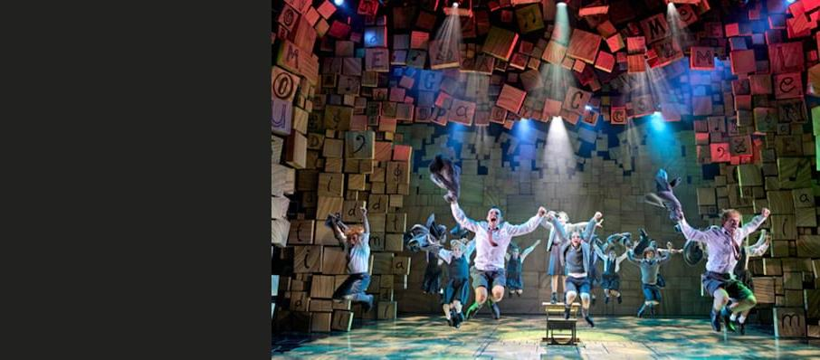 Matilda The Musical, Cambridge Theatre, Edinburgh
