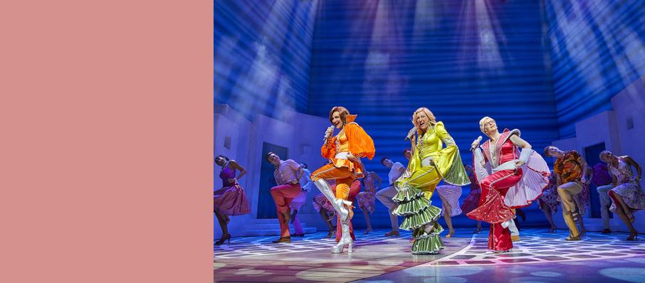 Mamma Mia, Novello Theatre, Edinburgh