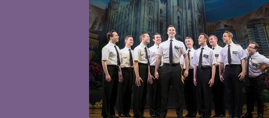 Book of Mormon, Prince of Wales Theatre, Edinburgh